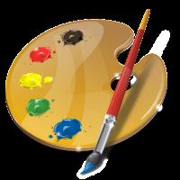 Alias Marketing and Design - Graphic Design Dublin 24 Design palette icon